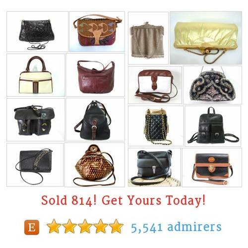 Vintage Bags & Purses Etsy shop #etsy @kmalinkavintage https://www.SharePicVideo.com/?ref=PostPicVideoToTwitter-kmalinkavintage #etsy #PromoteEtsy #PictureVideo @SharePicVideo