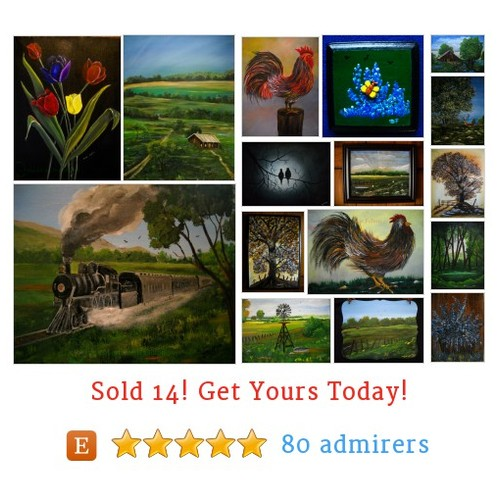 PAINTINGS Etsy shop #etsy @dfulton19494 https://www.SharePicVideo.com/?ref=PostPicVideoToTwitter-dfulton19494 #etsy #PromoteEtsy #PictureVideo @SharePicVideo