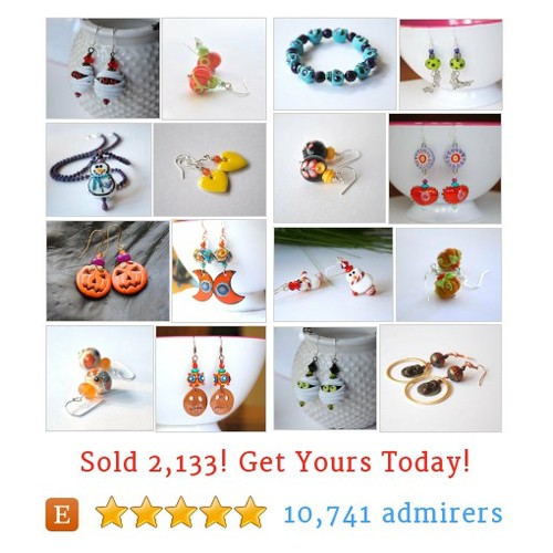 Holiday Jewelry Etsy shop #holidayjewelry #etsy @bstrung  #etsy #PromoteEtsy #PictureVideo @SharePicVideo