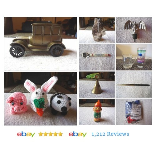 Always Free Shipping At Foster Web Store ! #Novelty #COLLECTIBLES #ebay #PromoteEbay #PictureVideo @SharePicVideo