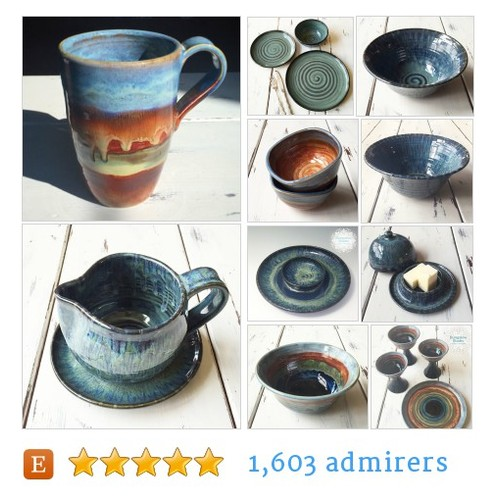 Bungalow Studio Pottery Company by BungalowSPC Etsy shop  #etsy #PromoteEtsy #PictureVideo @SharePicVideo