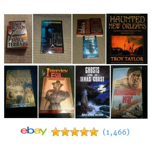 Paperback Books Items in Flapjack's Findings store #ebay @oxamosxo https://www.SharePicVideo.com/?ref=PostPicVideoToTwitter-oxamosxo #ebay #PromoteEbay #PictureVideo @SharePicVideo