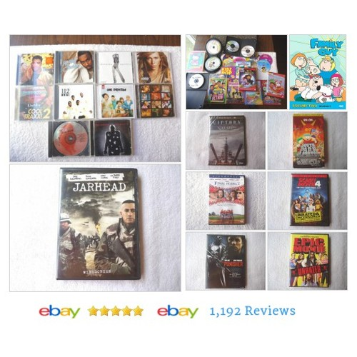 Always Free Shipping At Foster Web Store ! #DVD #VHS #Movies #ebay #PromoteEbay #PictureVideo @SharePicVideo