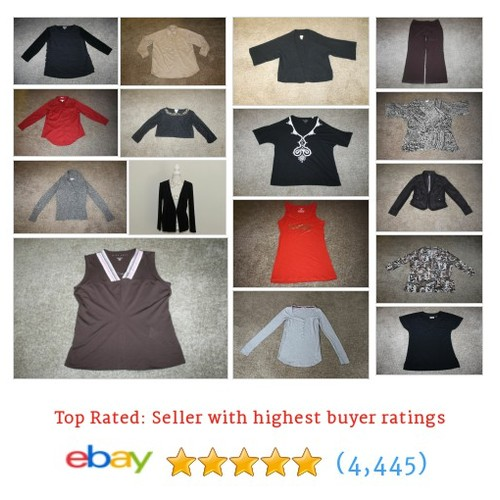 Women's Clothes Items in Karla's Korner Shop store #ebay @karlaskorner  #ebay #PromoteEbay #PictureVideo @SharePicVideo