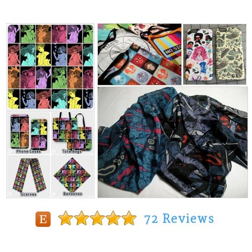 Senshi - Bags, Scarves, Phones cases #etsy @weejapeeja https://www.SharePicVideo.com/?ref=PostPicVideoToTwitter-weejapeeja #etsy #PromoteEtsy #PictureVideo @SharePicVideo