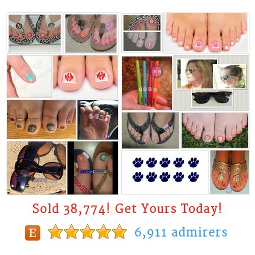 Nails and Small Decals Etsy shop #etsy @cuttincrazyetsy  #etsy #PromoteEtsy #PictureVideo @SharePicVideo