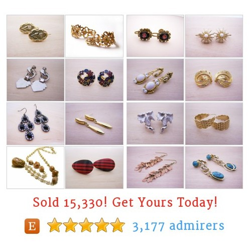 Vintage Jewelry Etsy shop #vintagejewelry #etsy @cydesignstudio  #etsy #PromoteEtsy #PictureVideo @SharePicVideo