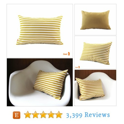 Mustard Yellow & Off White Stripe Pattern #etsy @joomklangsin  #etsy #PromoteEtsy #PictureVideo @SharePicVideo