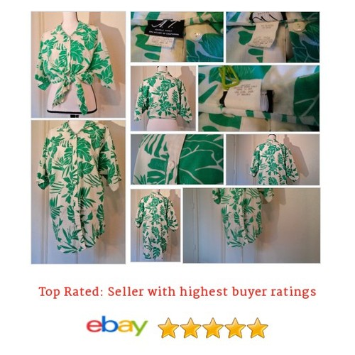 Ample Togs Women's #Blouse Plus Size 14W Multi-Color Floral Hawaiian Summer Beach | eBay #Top #AmpleTog #etsy #PromoteEbay #PictureVideo @SharePicVideo