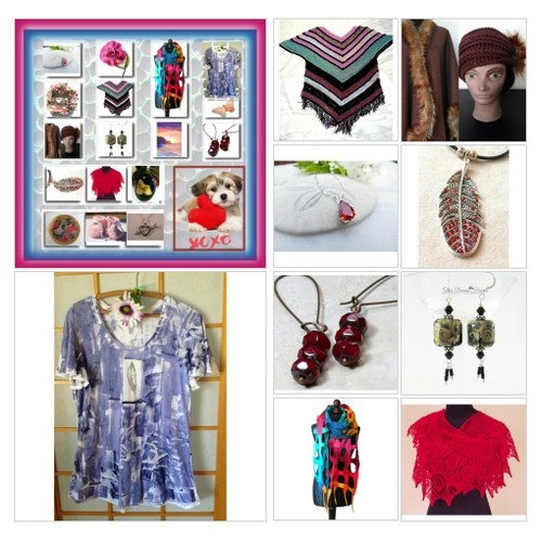 XOXO For You... #integritytt #etsyspecialt #etsyfashion #polyvorestyle #sylviacameojewels #etsyevolution #etsy  #socialselling #PromoteStore #PictureVideo @SharePicVideo