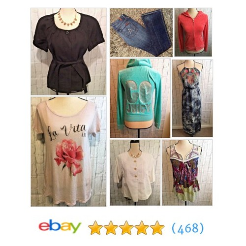 Women's Clothing & Shoes Items in Terra Bella Fashions store #ebay @222melissa222  #ebay #PromoteEbay #PictureVideo @SharePicVideo