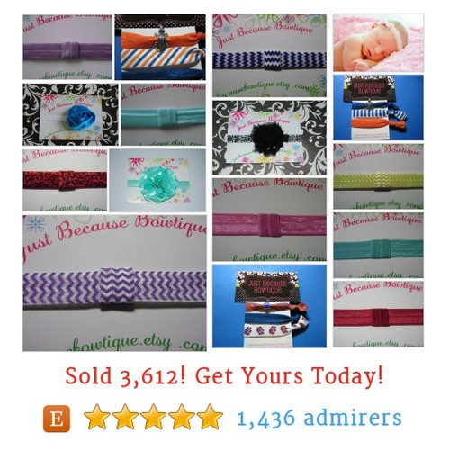 Headbands & Hair ties Etsy shop #etsy @karrijohnson3  #etsy #PromoteEtsy #PictureVideo @SharePicVideo