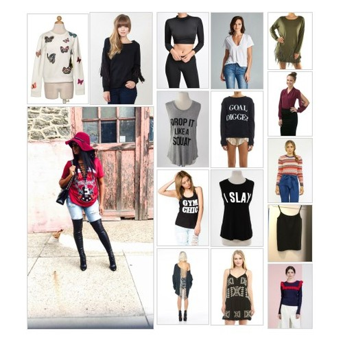Tops – Vamp Boutique #shopify @vampboutique  #socialselling #PromoteStore #PictureVideo @SharePicVideo
