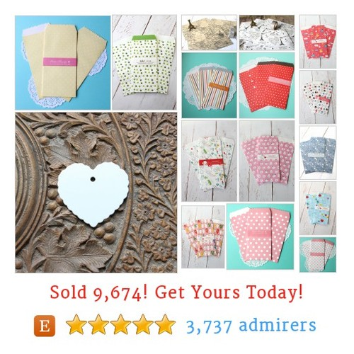 Tags/labels/envelopes Etsy shop #etsy @crafty_nell  #etsy #PromoteEtsy #PictureVideo @SharePicVideo