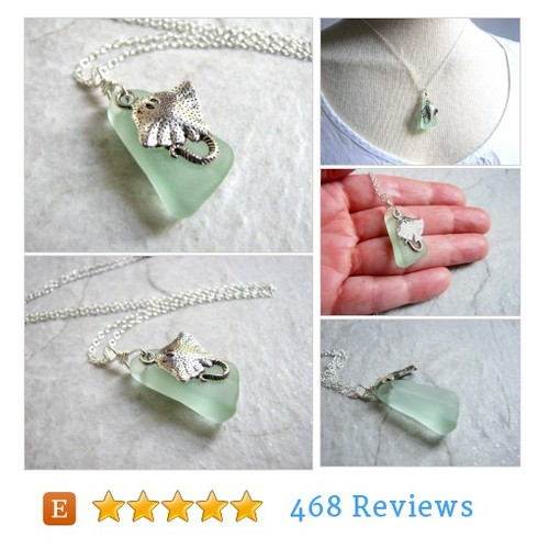 Sterling Silver Beach Glass Jewelry, #etsy @jodiesme  #etsy #PromoteEtsy #PictureVideo @SharePicVideo