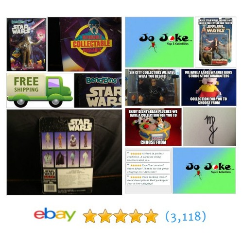 STAR WARS-BEND-EMS-CHEWBACCA-JUSTOYS-1993-BENDABLE&POSEABLE-NEW-UNIQUE-RARE | eBay #etsy #PromoteEbay #PictureVideo @SharePicVideo