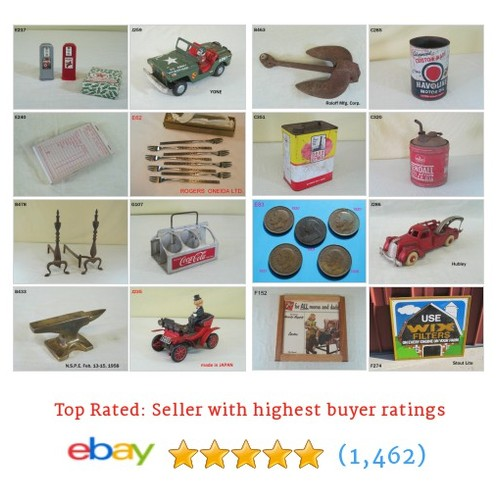 All Categories Items in Finds From The Road...... store #ebay @founditauctions  #ebay #PromoteEbay #PictureVideo @SharePicVideo