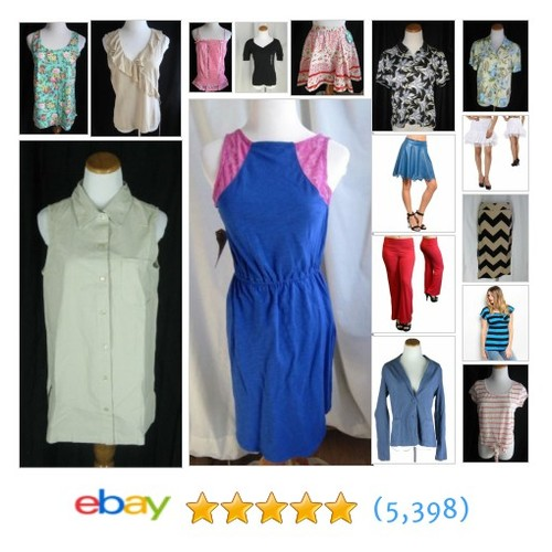 Missy Clothing Items in JandT's Madness Bargain Boutique store #ebay @jandtsmadness  #ebay #PromoteEbay #PictureVideo @SharePicVideo