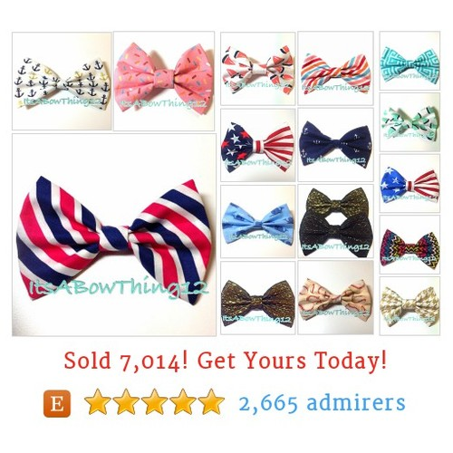 Preppy Bows Etsy shop #etsy @itsabowthing12  #etsy #PromoteEtsy #PictureVideo @SharePicVideo