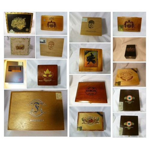 Cigar Boxes - Empty #shopify @jpmercantile  #shopify #PromoteStore #PictureVideo @SharePicVideo