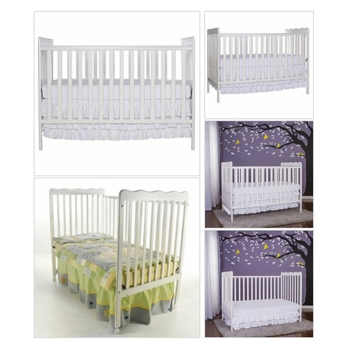 #Dream On Me, #Classic# 3 in 1# Convertible# Crib, White #socialselling #PromoteStore #PictureVideo @SharePicVideo