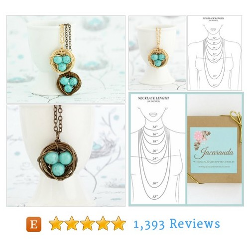 Expectant Mom Gift, Turquoise Bird Nest #etsy @jacarandagal  #etsy #PromoteEtsy #PictureVideo @SharePicVideo
