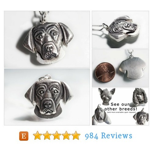 Labrador Retriever Necklace Jewelry #etsy @rockmyworldinc  #etsy #PromoteEtsy #PictureVideo @SharePicVideo