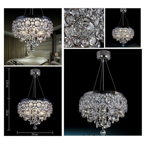 ELEGANZO COLLECTION BEAUTIFUL LED BEDROOM CHANDELIER @WBLighting1 https://SharePicVideo.com?ref=PostVideoToTwitter-WBLighting1 #socialselling #PromoteStore #PictureVideo @SharePicVideo