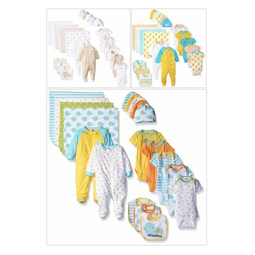 Amazon.com: Gerber Baby Newborn Adorable Bears Gift Bundle Set, Brown, 0-3 Months, 19 Piece: Clothing #socialselling #PromoteStore #PictureVideo @SharePicVideo