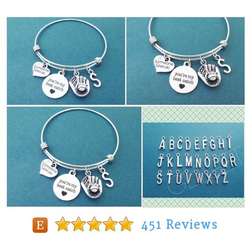 Personalized, Letter, Initial, You're my #etsy @gligetjewelry  #etsy #PromoteEtsy #PictureVideo @SharePicVideo