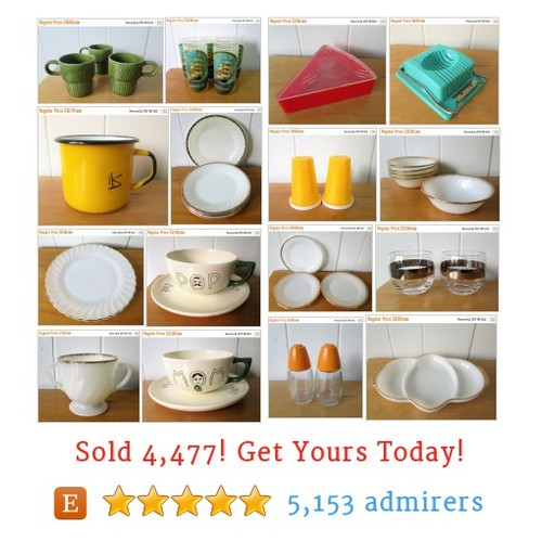 vintage kitchen Etsy shop #etsy @artgoodies  #etsy #PromoteEtsy #PictureVideo @SharePicVideo