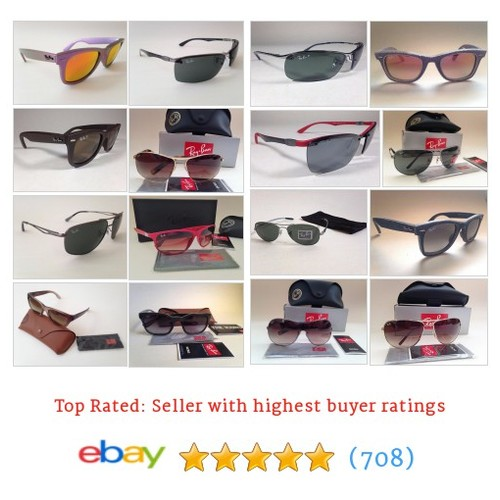 Ray-Ban Great deals from SunglassesFashionDotNet #ebay @stylepremiere  #ebay #PromoteEbay #PictureVideo @SharePicVideo