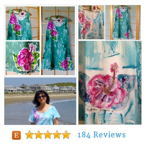 Woman sun dress Hawaii plus size dress #epiconetsy #bestofetsy #TIntegrityT @Retweet_Lobby @MDFDRetweets @EtsyRT  #etsy #PromoteEtsy #PictureVideo @SharePicVideo