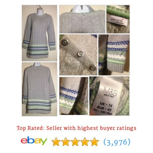 Per Una Weekend Sweater Size XL #ebay @premier_finds  #etsy #PromoteEbay #PictureVideo @SharePicVideo