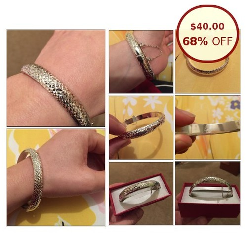 Beautiful 💎 cut bracelet @gladysponce1 https://www.SharePicVideo.com/?ref=PostPicVideoToTwitter-gladysponce1 #socialselling #PromoteStore #PictureVideo @SharePicVideo