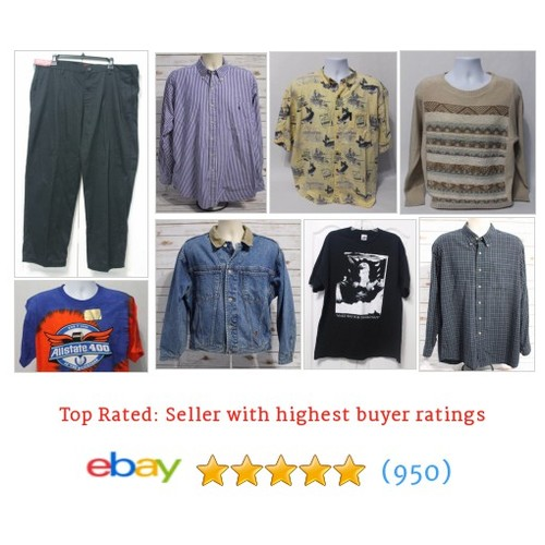 Men's Clothing Items in Rocket City Deals International store #ebay @rcdealcenter  #ebay #PromoteEbay #PictureVideo @SharePicVideo