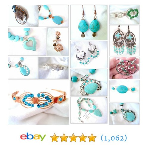 Jewelry Items in wolf_ace/MDavisDesigns store #ebay @mariandavis  #ebay #PromoteEbay #PictureVideo @SharePicVideo