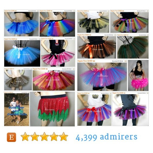 Color Combination Tutus #etsy shop #colorcombinationtutu @race_junkie007  #etsy #PromoteEtsy #PictureVideo @SharePicVideo