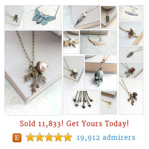 Rustic Nature Necklaces Etsy shop #rusticnaturenecklace #etsy @apocketofposies  #etsy #PromoteEtsy #PictureVideo @SharePicVideo
