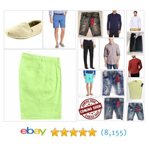 Men's Clothing Great deals from WestCoastGoodz #ebay @likenewcells  #ebay #PromoteEbay #PictureVideo @SharePicVideo