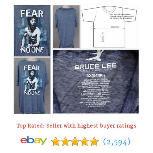 BRUCE LEE Fear No One MARTIAL Arts Lightweight LICENSED Adult SHIRT #ebay @maher_318 https://www.SharePicVideo.com/?ref=PostPicVideoToTwitter-maher_318 #etsy #PromoteEbay #PictureVideo @SharePicVideo