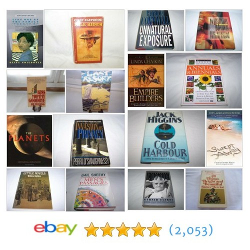 Books Great deals from Mercantile Emporium #ebay @mercantilempori  #ebay #PromoteEbay #PictureVideo @SharePicVideo