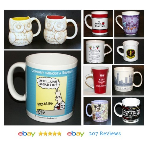 #Coffee Tea Mugs Items in dh_oldandnew store on eBay! #Mugs #coffee #tea #gifts #ebay #PromoteEbay #PictureVideo @SharePicVideo