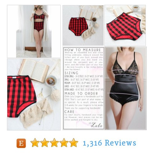 Red and Black Lumberjack Plaid 'True North' #etsy @ohhhlulu https://www.SharePicVideo.com/?ref=PostPicVideoToTwitter-ohhhlulu #etsy #PromoteEtsy #PictureVideo @SharePicVideo