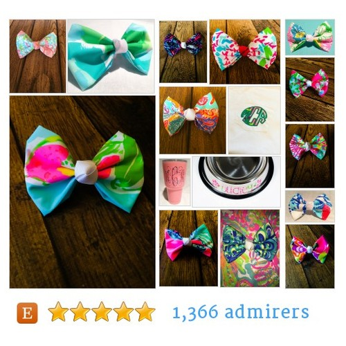 Bows #etsy shop #bow @preppystitches  #etsy #PromoteEtsy #PictureVideo @SharePicVideo