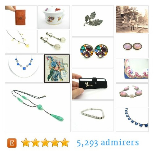 Bohemian Trading Company antique & vintage jewelry by bohemiantrading Etsy shop #etsy #PromoteEtsy #PictureVideo @SharePicVideo