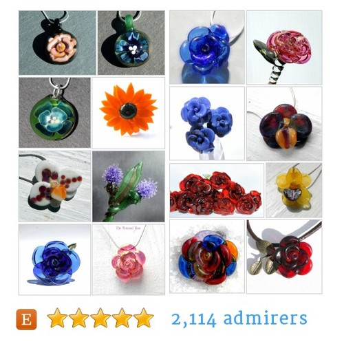 Glass Roses and Flowers #etsy shop #glassrosesandflower @untamedrose  #etsy #PromoteEtsy #PictureVideo @SharePicVideo