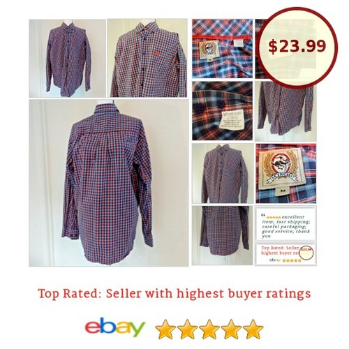 #Cinch Men's Shirt Size M Button Medium #Plaid #Western #Cowboy Shirt #HonkyTonk | eBay #Western #CasualShirt #etsy #PromoteEbay #PictureVideo @SharePicVideo