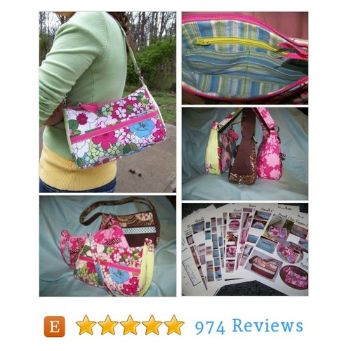Small Purse Pdf Pattern with Tutorial 3 in #etsy @adorierhodes  #etsy #PromoteEtsy #PictureVideo @SharePicVideo
