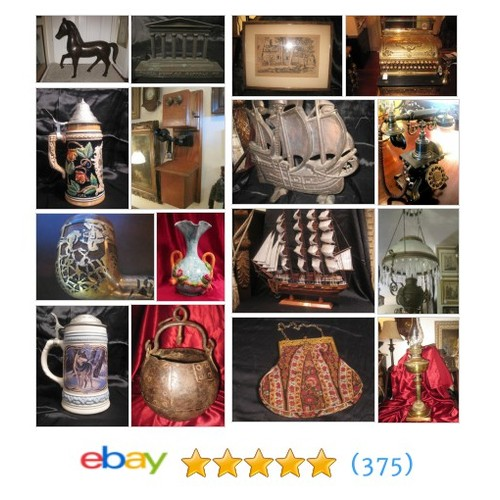 All Items Great deals from Antiques and Treasures #ebay @justsold2002 #sellonebay  #ebay #PromoteEbay #PictureVideo @SharePicVideo
